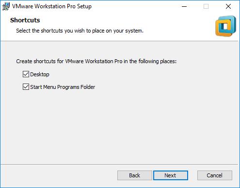 Εγκατάσταση VMware Workstation 12.5 στα Windows 10