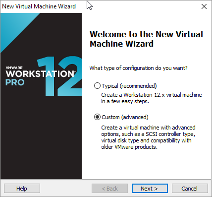 Δημιουργία Windows VM στο VMware Workstation