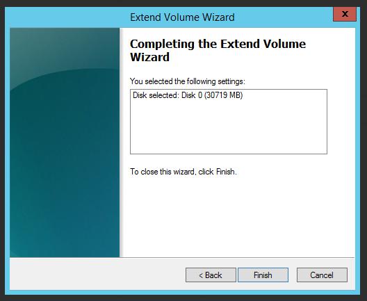 Επέκταση χώρου σε δίσκο στο VMware Workstation