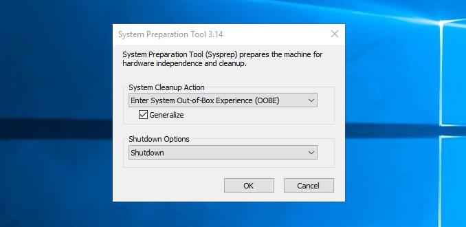 Δημιουργία Template VM στο VMware Workstation