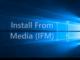 Εγκατάσταση Active Directory με τη μέθοδο Install From Media (IFM)