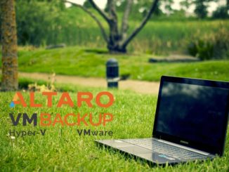 Altaro VM Backup Review
